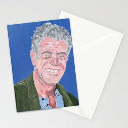 Anthony is Smiling Stationery Cards