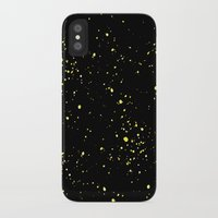 starry night iPhone & iPod Cases featuring Starry night by haroulita