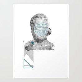 NO ID Art Print