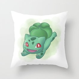#001 Throw Pillow