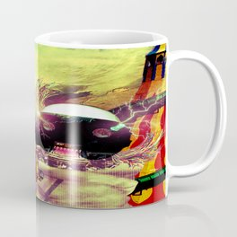 Hoo son, we have a problem! Coffee Mug