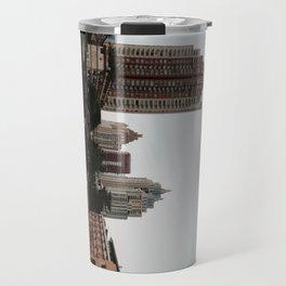 City of Contrast Travel Mug