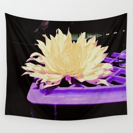 Lonesome Fower Wall Tapestry