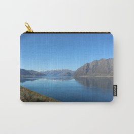 Lake Hawea New Zealand Carry-All Pouch