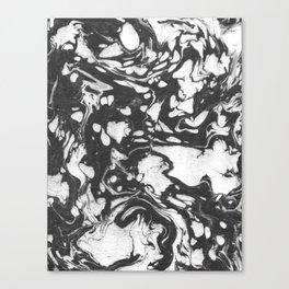 Suminagashi Series (Jinye) 津液 Canvas Print