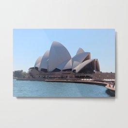 Sydney 04 Metal Print