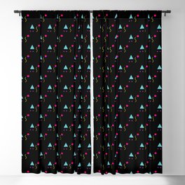 Get Bent Blackout Curtain