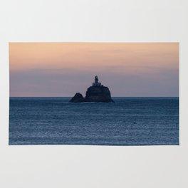 Oregon Coast Lighthouse Rug