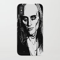 rocky horror picture show iPhone & iPod Cases featuring Riff Raff (Rocky Horror Picture Show) by ACHE