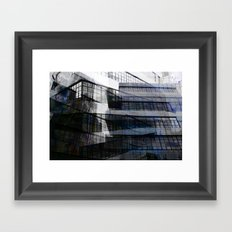 Perspective 3 Framed Art Print