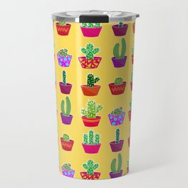 Thorns in colors Travel Mug