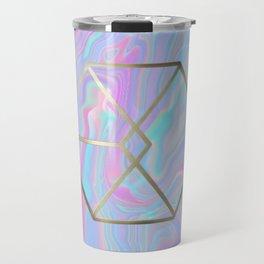 E-X-O Travel Mug