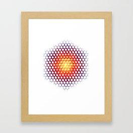 Solcryst Framed Art Print