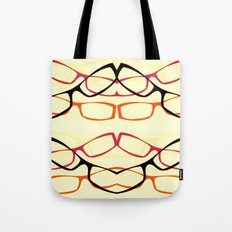 Four Eyes (1) Tote Bag