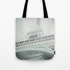 Letters From The Eiffel - Paris Tote Bag