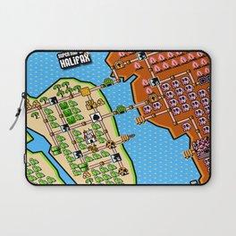 Super Map of Halifax Laptop Sleeve