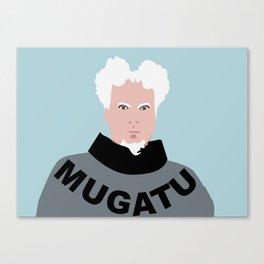 Mugatu Canvas Print