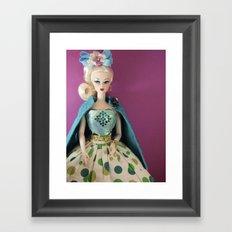 Lovely Lois Framed Art Print