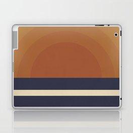 Retro Sunset Laptop & iPad Skin