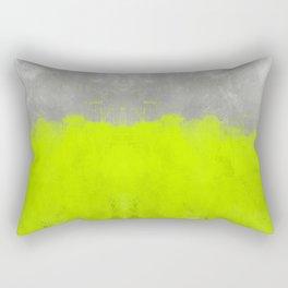 Abstract Painting #3 Rectangular Pillow