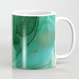 Ocean gold Coffee Mug