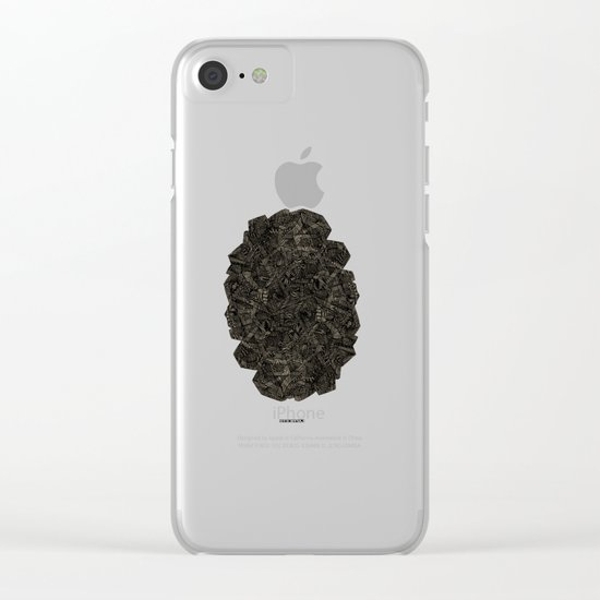 - cataract - Clear iPhone Case