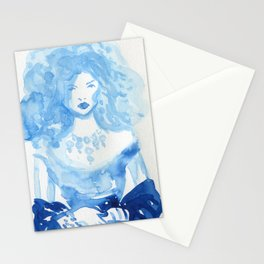 Kate as Marie Antoinette Stationery Cards