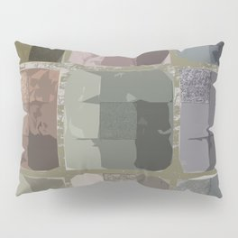 Planet Rock Pillow Sham