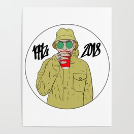Mac Miller R.I.P 1992 - 2018 Poster