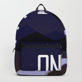 ONEGOAL (CYMK) Backpack