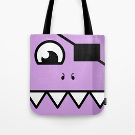 Monsters⁴ : Purple Tote Bag