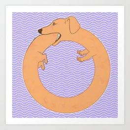 World Dog Art Print