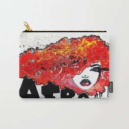 Afro Crush Carry-All Pouch