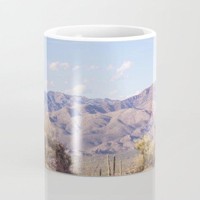 Down Desert Roads, IV Coffee Mug