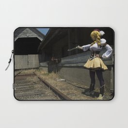 The Old Train Station Laptop Sleeve
