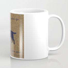 Life With Dogs Coffee Mug