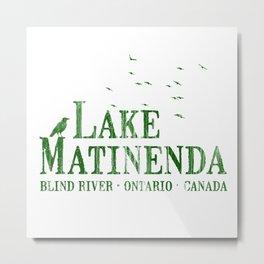 Matinenda Metal Print