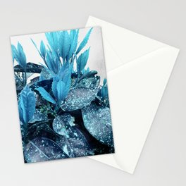 Blue Mood Stationery Cards