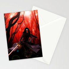 Kylo Ren - The Force Awakens Stationery Cards