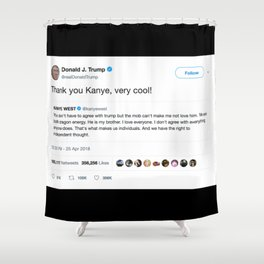Thank you Kany very cool Shower Curtain