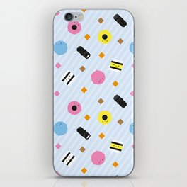 Kawaii Candy Liquorice Allsorts iPhone Skin