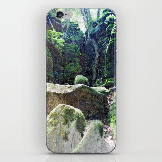 natura 3 iPhone & iPod Skin