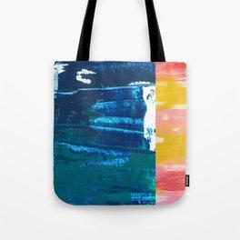 Desert Abstraction Tote Bag