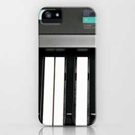 Keyboard iPhone Case