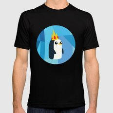 Gunter for Ice King 2012! SMALL Mens Fitted Tee Black