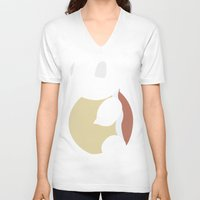 squirtle V-neck T-shirts featuring Squirtle by JHTY