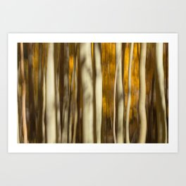 Impression of Autumn Art Print