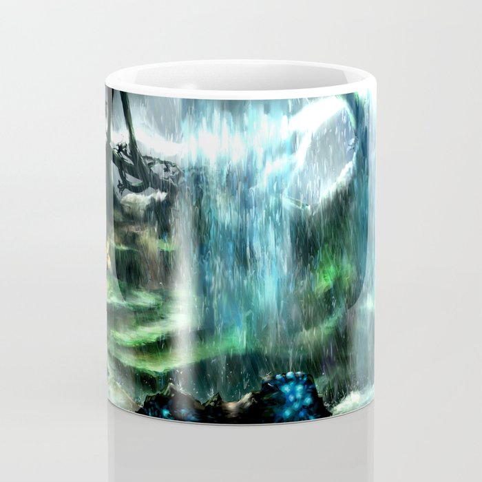 Metroid Metal: Tallon Overworld- Where it All Begins Coffee Mug