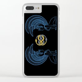 Oracle and Auryn Clear iPhone Case