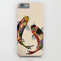 koi chamomile iPhone 6s Slim Case